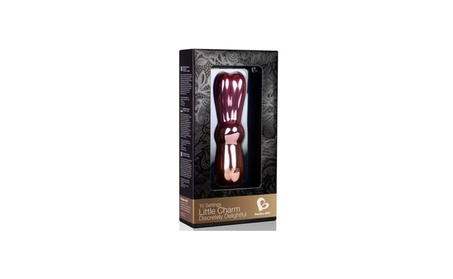 Rocks Off Little Charm 10-Function Pink Metallic Vibrator 61ec5ab2-d737-4452-8746-01a1471a04d3