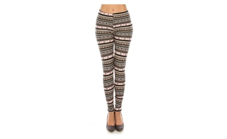 Women's Ultra Soft Printed Leggings Yoga Pants Activewear Many Design e81edc7e-29dc-4f02-8d91-8c8e85751727