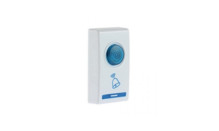 LED Wireless Chime Door Bell & Wireles Remote Control 32Tune Songs