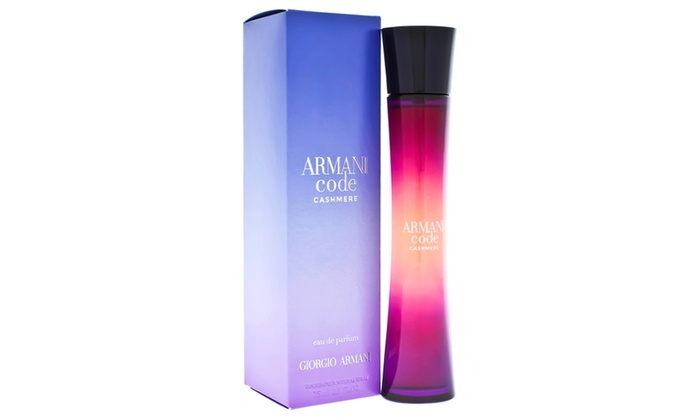 ... Armani Code Cashmere by Giorgio Armani for Women b0fe9ca428239