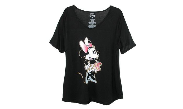 c1d2d1fc7 Up To 50% Off on Disney Women's Plus Size Minn...   Groupon Goods