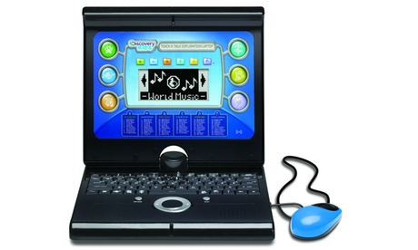 Discovery Laptop Toy e16b591e-4409-49cc-9b37-2f4c353550ee