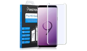 Insten Tempered Glass Screen Protector For Samsung Galaxy S9/ S9 Plus