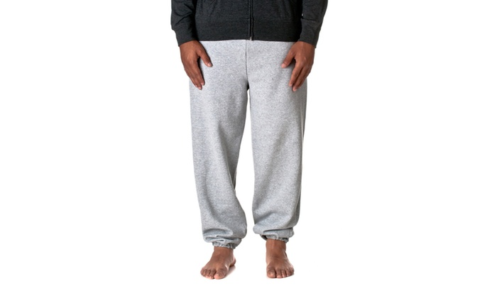 Jerzees Mens Midweight Adult Sweatpants 973MR-2