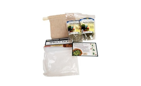 Frontier Natural Products Co-op Handy Pantry Sprout Sack Combo Pack - b36353ec-b508-4066-af8d-8d127bdf7fef