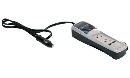uMOVE 12V Portable Automotive Power Strip Converter