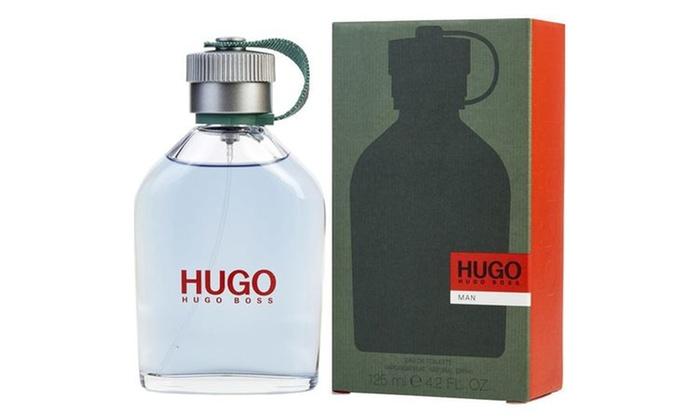 2c5d8f54 Up To 11% Off on Hugo Boss Green Men EDT 4.2 o... | Groupon Goods