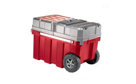 Keter Plastic Masterloader Rolling Tool Box d8861007-b80d-4d8b-ad96-15c25c347292