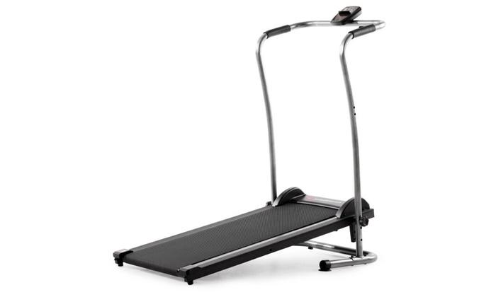 weslo cardiostride 4 0 manual walking folding treadmill groupon rh groupon com best manual treadmill walking manual treadmill walking desk