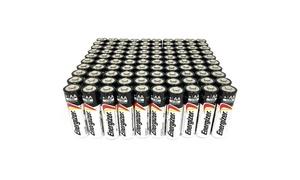 Energizer Max AA or AAA Alkaline Batteries (100-Pack)