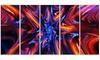 Starry Trance Metal Wall Art
