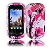 Insten For Lg Extravert Vn271 Design Phone Hard Case Pink Splash