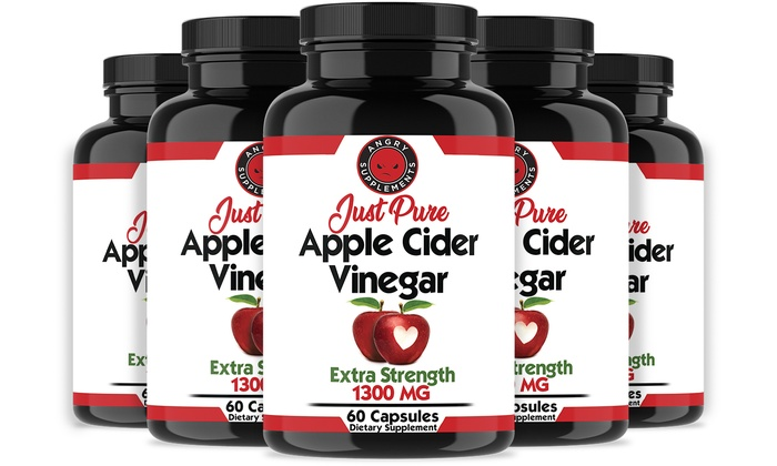 Just Pure Apple Cider Vinegar Pills For Weight Loss Appetite
