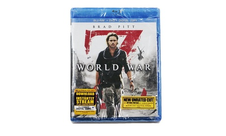 World War Z (Blu-ray, DVD, and Digital HD) c3e085e0-b34f-4775-a717-d2753e5a0f79