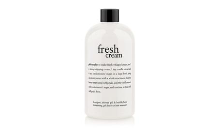 Philosophy Fresh Cream Shampoo, Shower Gel, & Bubble Bath 16oz / 480ml 46020271-a401-44a8-acb9-f70496e242b1