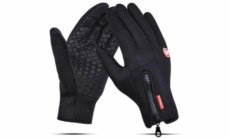 New Winter Gloves Warm Windproof Gloves Waterproof Gloves Touch Screen Gloves