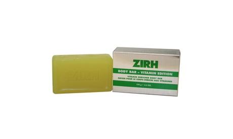 Zirh Vitamin Enriched Body Bar 6.3 Oz / 178G ( Vitamin Edition) For Men