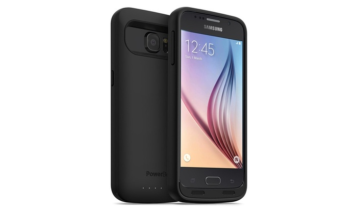samsung galaxy s6 battery case