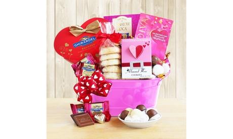 Valentine Sweets Gift Tin c3ba9e2c-ffcb-440b-a450-85f0d316c449
