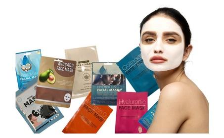 5 pcs Random & Detoxifying Facial Masks Deep Cleansing Face Masks bc6614a1-98c8-4b28-9fe4-c1e8dfe8ee0b