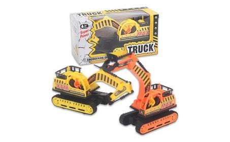 Toy Bulldozer - Plastic, Assorted 1b449bc9-f4ef-4e43-9711-53e471061c43