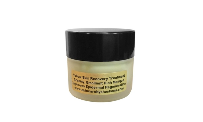 Yellow/Mango Skin Recovery Masque For Acne & Blemishes