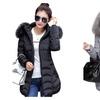 Women's Parka Winter Coat Overcoat Long Down Jacket Outwear