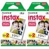 Fujifilm instax mini instant film (20 - 40 - 50 Or 100 Prints)