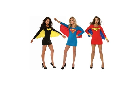 Superhero Dress Costume Comics Halloween for Ladies And Men 66413999-d946-4bba-9a43-99680a5540fc