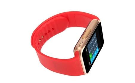 Smart Watch Bluetooth Camera Stylish Samsung iPhone Android Sweatproof df7fe0bc-a233-42de-b295-d35bc3ed1040