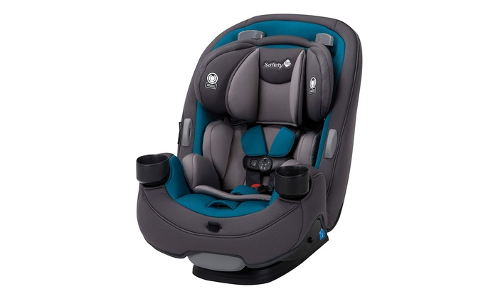 Safety 1st Grow And Go 3 In 1 Convertible Car Seat Blue C