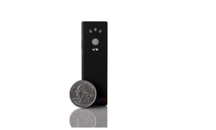 iSpy Pocket Rechargeable Personal Hidden Surveillance & Security Came