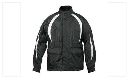 Rain Suit Motorcycle Rain Jacket - 2XL b311857c-e279-43d5-8fb3-150528ef3ffe