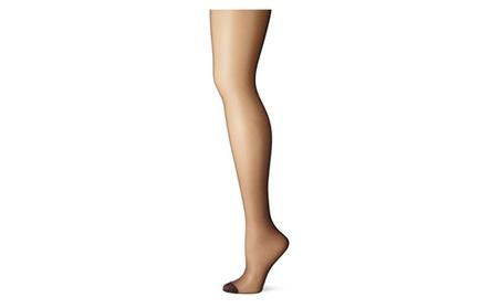 Leggs Hosiery Nude Sheer Energy Control Top Pantyhose Sheer Toe, B 8afd2632-f6f2-4c63-bf8f-d601994633c8
