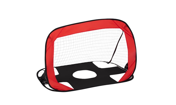 635a49831 Goplus Portable 2 in 1 Pop Up Kids Soccer Goal Net Soccer Target Carry Bag