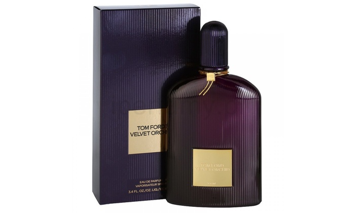 up to 40% off on tom ford velvet orchid for wo | groupon goods