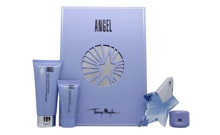 Thierry Mugler Angel 4-Piece Gift Set 02dba069-aaab-4d57-b165-efe8c707629a