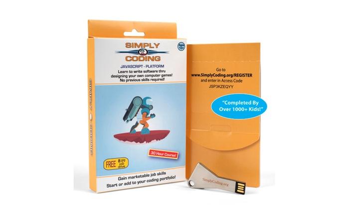 Javascript Game Design Animation Software - Coding for Kids