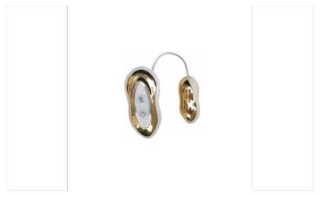 Golden Goose Love Stone Vibrator 7 Function Bullet a163308f-5893-4380-b60e-e91fca7bae0f