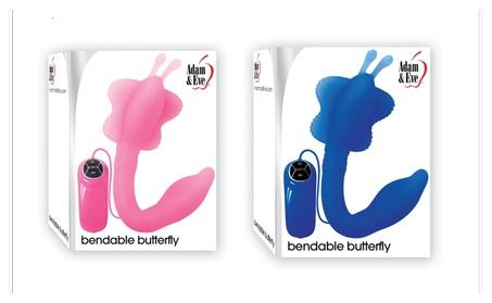 Butterfly Bendable Vibrator 3e2bfc1e-8b21-4fe4-b1b3-11f65348d63a