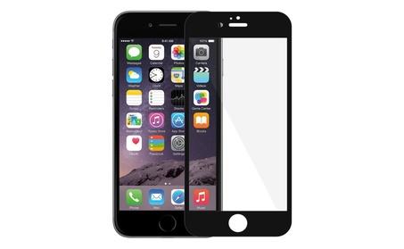 Kristal™ edge2edge screen protector for iphone 6/6S-black d2c371b8-853f-4339-a59b-b9461b60ace6