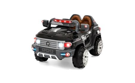 12V MP3 Kids Ride on Truck Car R/c Remote Control, LED Lights