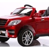 Electric 6V car Mercedes ML350 Ride on For Kids  w/RC Red