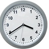 Stylish And Functioning Wall Clock With Hidden Safe