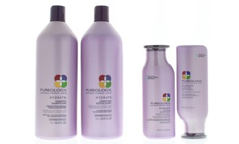 Pureology Hydrate Shampoo, Conditioner, or Duo (8.5 or 33.8 Fl. Oz.)