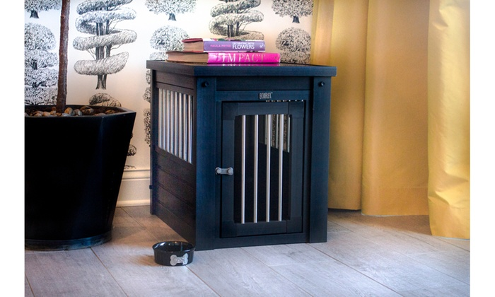 ecoFLEX Dog Crate End Table Groupon