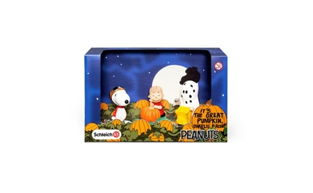 Schleich 22015 Peanuts Halloween Scenery Pack, Blue, Ages 3 & Up 5d839706-08d4-4b0e-9719-2a1017f7aa35