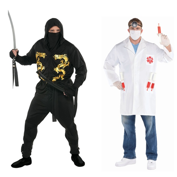 Amscan Halloween Costumes For Big U0026 Tall Men