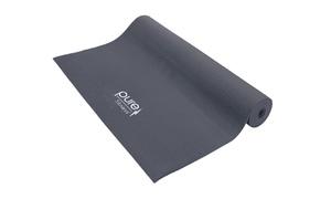 Pure Fitness Yoga Mat - Grey ...