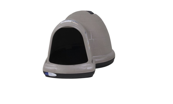 Incredible Petmate Indigo Dog House With Microban 25 50 Lbs Groupon Download Free Architecture Designs Embacsunscenecom